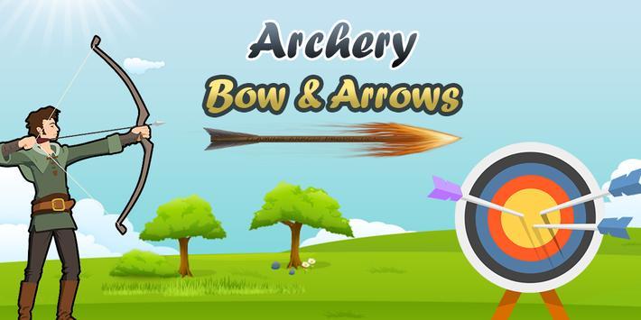 Arrows Archery Game apk screenshot