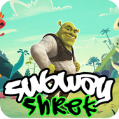 Subway Shrek Run Rush icon
