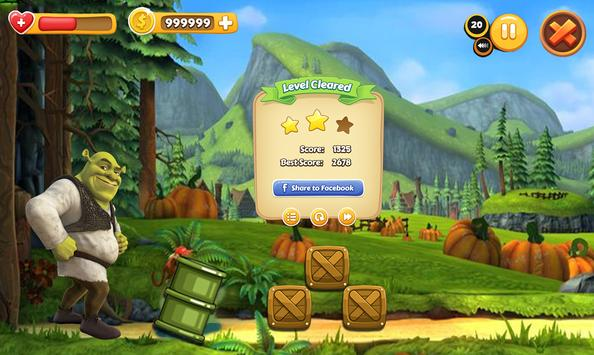 Subway Shrek Run Rush apk screenshot