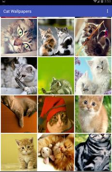 Cat Wallpapers скриншот 1