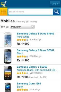 All in one Indian Shopping apk screenshot