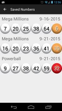 Date Draw Lottery screenshot 2