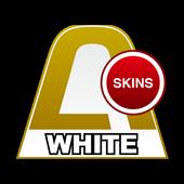 ホワイト[A-COUNTERキセカエ] icon