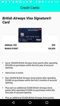 Credit Card Bonus screenshot 7