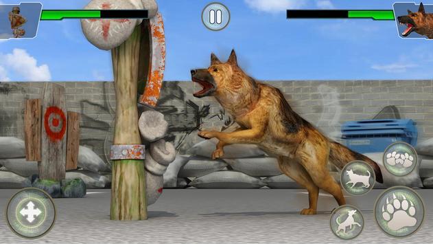 Dog Kung fu Training Simulator: Karate Dog Fighter screenshot 3