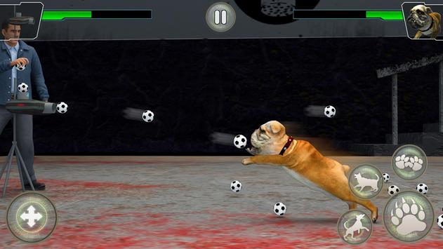 Dog Kung fu Training Simulator: Karate Dog Fighter screenshot 2