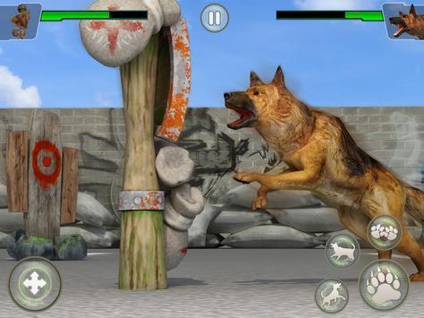 Dog Kung fu Training Simulator: Karate Dog Fighter screenshot 7