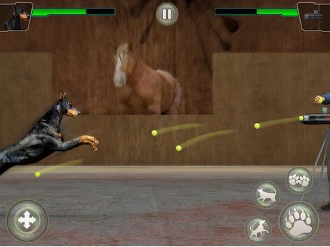 Dog Kung fu Training Simulator: Karate Dog Fighter screenshot 5