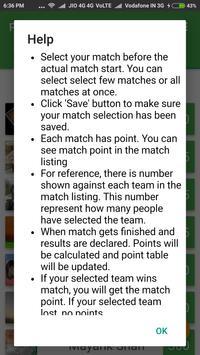 Play Cricket apk screenshot
