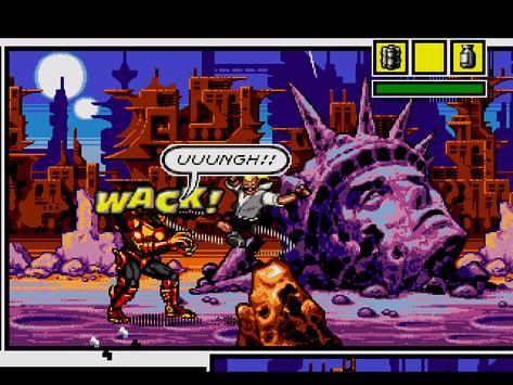 Tips Comix Zone Sega screenshot 1