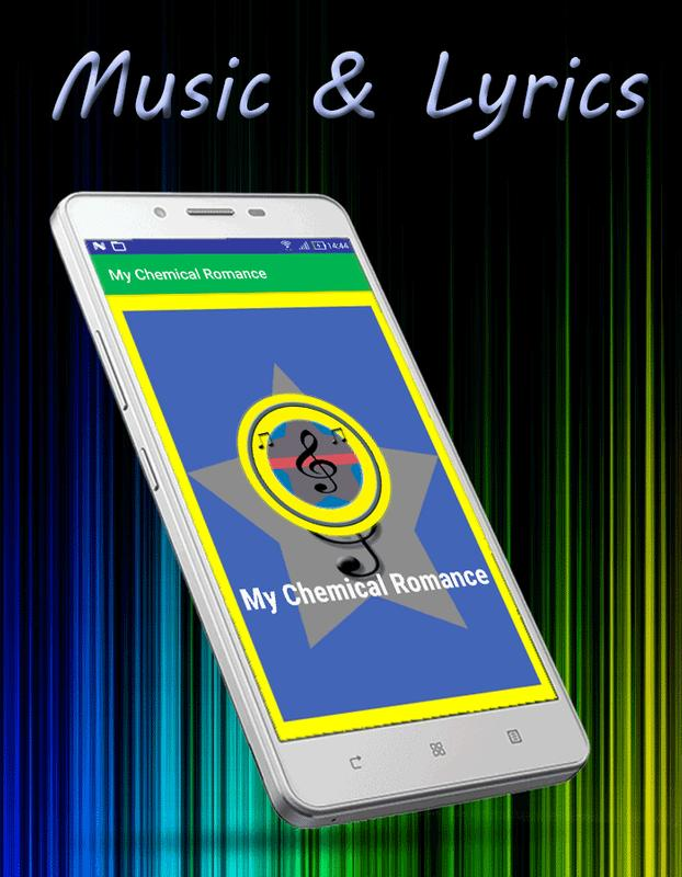 My chemical romance -all songs for android apk download.