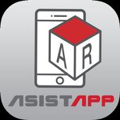 Asistal AR icon