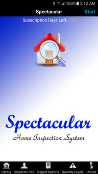 Spectacular Home Inspection System poster
