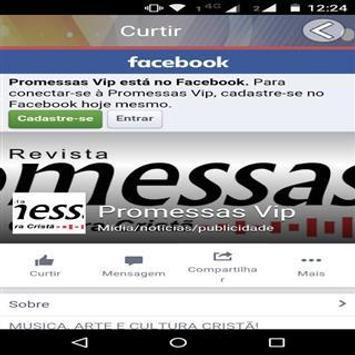 Radio Promessas Vip screenshot 1