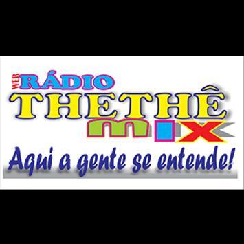 Rádio Thethê Mix poster