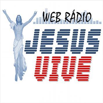 Web Rádio Jesus Vive poster