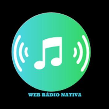 Web Rádio Nativa de São João Evangelista poster