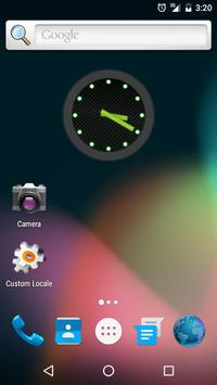 Analog Clock poster