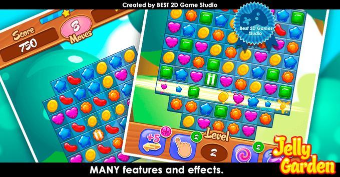 Jelly Garden screenshot 1