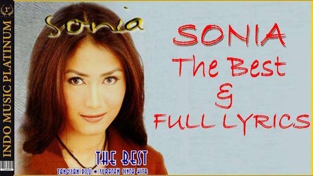 Album Emas Sonia screenshot 2