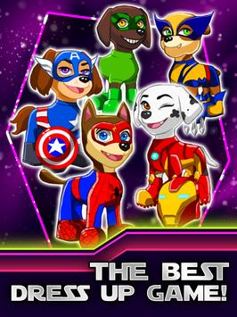 Superhero Rescue Pet Patrol apk screenshot