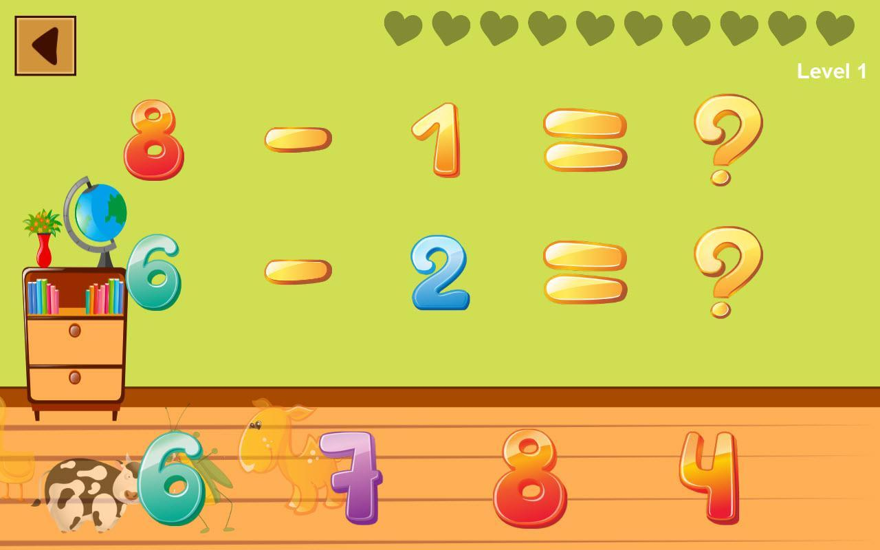 Easy Math Games For Kids Free APK Download - Free Education APP for ...