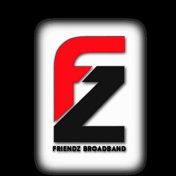 Friendzbroadband poster