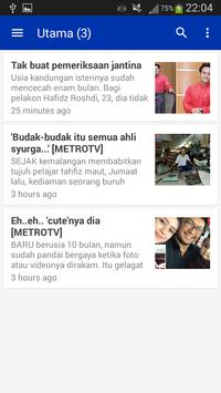 Harian Metro apk screenshot