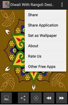 Diwali With Rangoli Designs screenshot 13