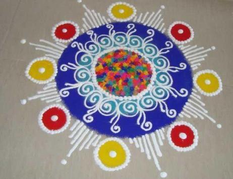 Diwali With Rangoli Designs screenshot 4