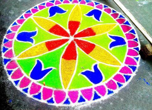 Diwali With Rangoli Designs screenshot 5
