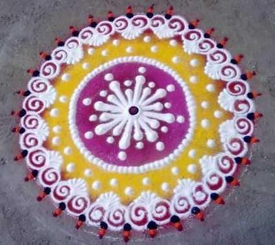 Diwali With Rangoli Designs screenshot 8