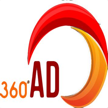 360AD poster