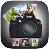 3D Zoom HD Camera icon