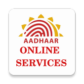 Aadhaar Card - Online Services icon