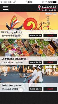 iDiscover Bali poster