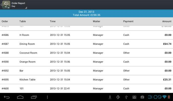 Open Table Pos Opentable App Integrates With Ncr Aloha For