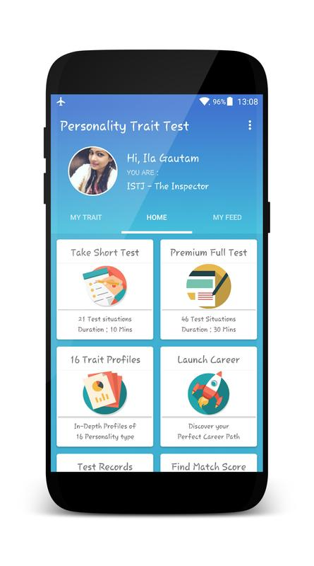 Personality Trait Test For Android Apk Download