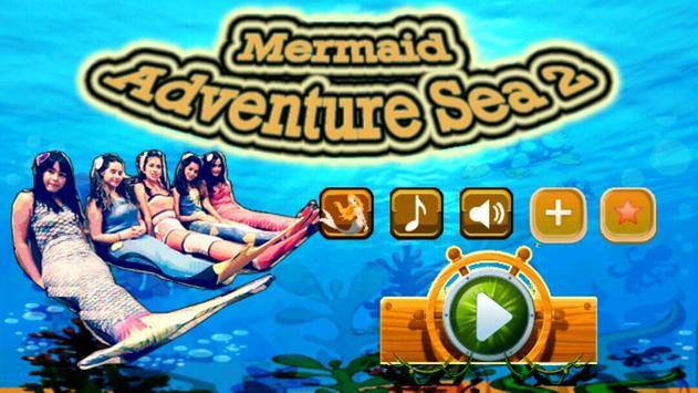 Mermaid Adventure Sea 2 poster