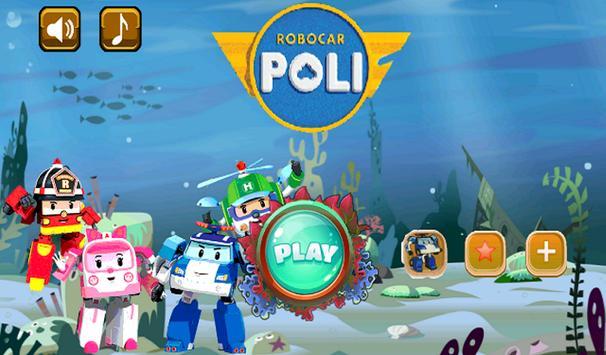 Robocar Adventure of Poli apk screenshot
