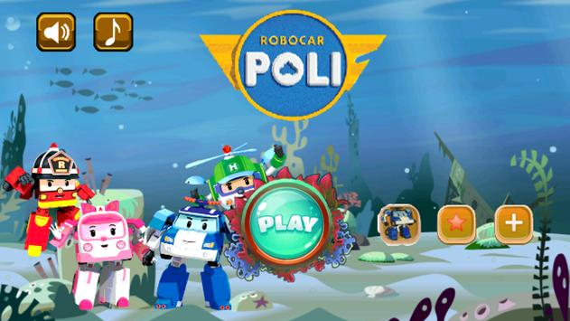 Robocar Adventure of Poli poster