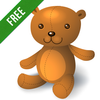 Baby, Toddler & Kids Edu Games & Activities Free आइकन