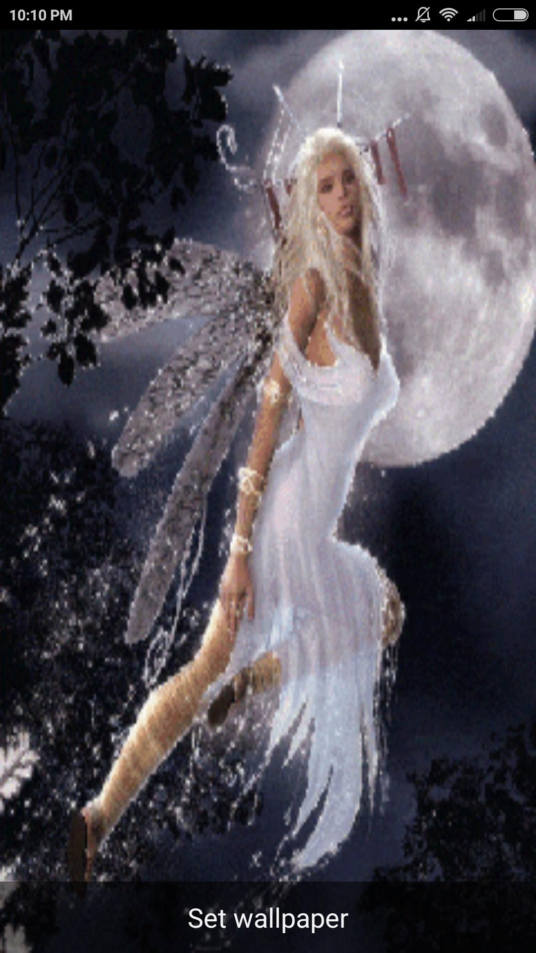 Free Angel And Fairy Live Wallpaper For Android Apk Download