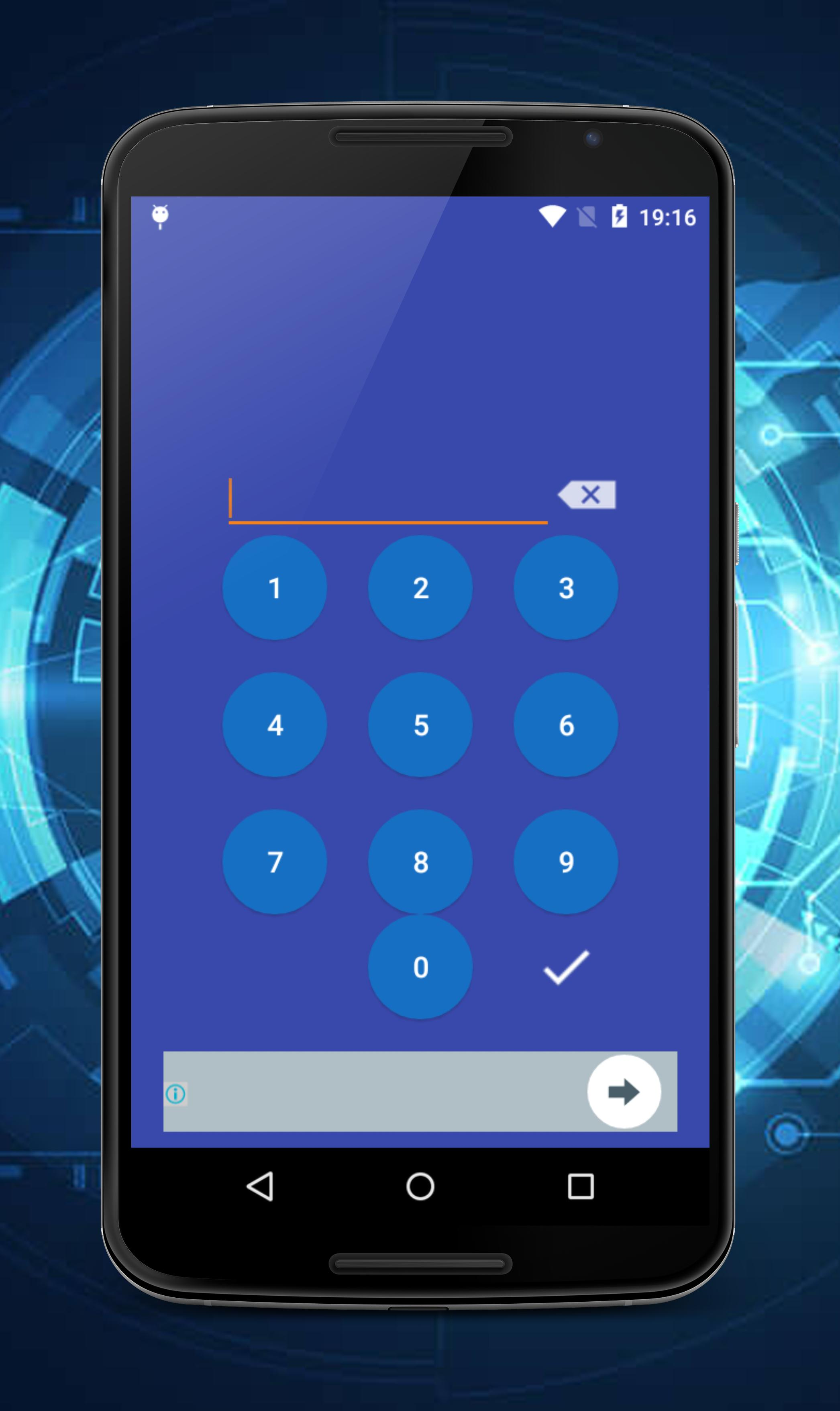 App Lock (Serrure application) for Android - APK Download