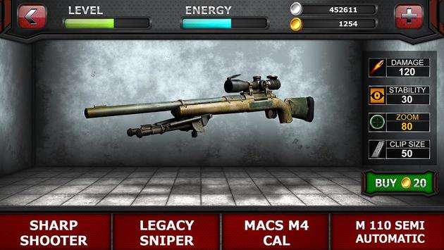 Train Escape Sniper Shooter 3D screenshot 14