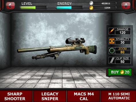 Train Escape Sniper Shooter 3D screenshot 9