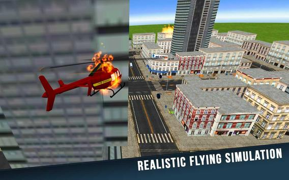 Super Helicopter Rescue 911 apk screenshot