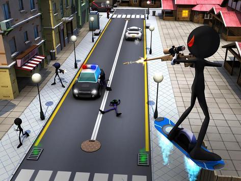 Amazing Hoverboard Sniper 2017 APK Mod