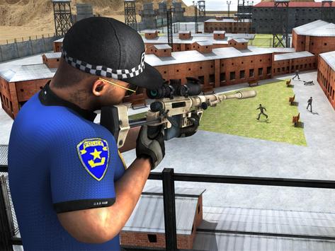 Criminal Escape:Police Shooter apk screenshot