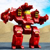 Mech Robot War 2050 icon
